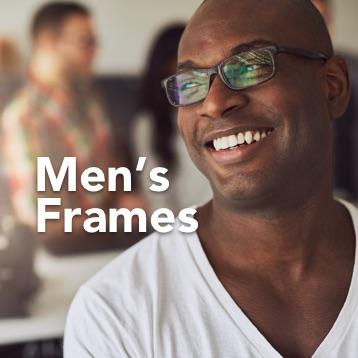 Men's Eyeglass Frames